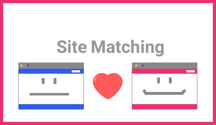 Website match maker
