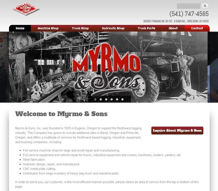 Professional Website Development and E-commerce for Portland